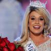Miss America 2011 in Las Vegas, Saturday 15 January 2011.
