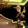 "Thai National Costume for Miss Universe 2011 ""เหมราชนารี"" ชุดประจำชาติไทย ประชันมิสยูนิเวิร์ส 2011 ที่บราซิล"