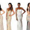 MISS UNIVERSE 2011 (Contestants in Evening Gown) Sao Paulo, BRAZIL