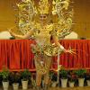 เล็ก กัณตพัฒน์ พรีเซนต์ชุดประจำชาติในการประกวด Miss International 2011