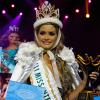 Ecuador wins Miss International 2011 at the Sichuan Gymnasium in Chengdu, China