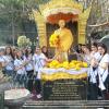 """30 สาวงาม """"มิสไทยแลนด์เวิลด์ 2012"""" เก็บตัวเชียงใหม่ วันแรก ขึ้นดอยทำกิจกรรม"""