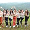 44 สาวมิสยูนิเวิร์สไทยแลนด์ 2012 กิจกรรมเก็บตัว จ.พิษณุโลก วันที่สี่ภูหินร่องกล้า ชมโรงงานรีไซเคิ้ล