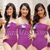 ชุดว่ายน้ำ มิสยูนิเวิร์สไทยแลนด์ 2012 Miss Universe Thailand 2012 Swimwear Portrait