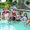 44 สาวมิสยูนิเวิร์สไทยแลนด์ 2012 กิจกรรมเก็บตัว จ.พิษณุโลก วันที่สาม VTRเขื่อนแควน้อย ริมสระน้ำ