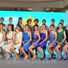 """แฟชั่นโชว์เปิดตัวผู้เข้ารอบ 18 คนสุดท้าย """"นางสาวไทย 2555″ เซ็นทรัลพระราม 9"""