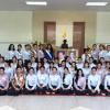 44 สาวงาม มิสยูนิเวิร์สไทยแลนด์ 2013 Miss Universe Thailand ถวายพระพร ณ ร.พ.ศิริราช