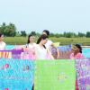 กิจกรรมมิสยูนิเวิร์สไทยแลนด์ 2013 Miss Universe Thailand สัมผัสชีวิตพอเพียง