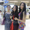 แพรวา ตัวแทนสาวไทยเดินทางไปจีน ร่วมชิงมงกุฎ Miss Tourism Queen International 2013