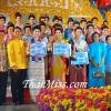 อัญชลิกา ณ พัทลุง สาววัย 17 คว้านางสงกรานต์พระประแดง 2557 ซิวเงินรางวัล 50,000 ไปครอง